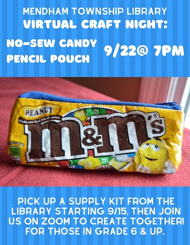 Candy Pouch Flyer