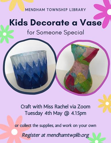Decorate a Vase 1