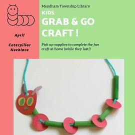 Insta caterpillar Grab Go Crafts